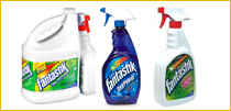 Fantastik Cleaning Supplies