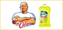 Mr. Clean Cleaning Supplies