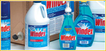 Windex Cleaning Supplies